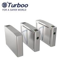 Quality Turboo Security Flap Barrier Gate With Access Control System And CE Approval for sale