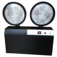 IP20 110V / 220V Non Maintained Rechargeable Twin Spot  LED Emergency Lights