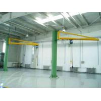 Free Standing Slewing Jib Cranes with A Foundation of 3 to 5 Feet Deep