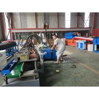 Quality Fully Automatic Ceiling T Keel T Bar Ceiling Machine For Ceiling T Grid for sale