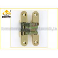 Quality Invisible 180 Degree Swinging Door American Hinge 94*18.4*26.8mm for sale