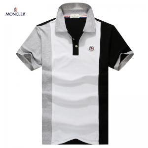 China Moncler men polo shirts ,100% cotton polo fashion shirts on sale