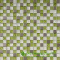Buy cheap Acid-proof Glass Crystal Mosaic Tile For home decoration,China Glass mosaic tiles Factory product