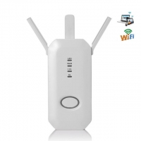 Buy cheap Mobile Dual Band 2.4G 5.8G Long Range WiFi Repeater With 3 Antenna from wholesalers