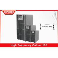 Quality No Break 20kva 18kw 380vac uninterruptible power supplies , high frequency ups for Telecom for sale