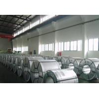 Kitchen Facilities Cold Rolled Stainless Steel Coil , Cold Roll Steel Plate Coil