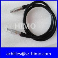 Quality 4 pin lemo connector cable assembly for sale