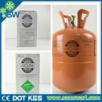 Quality Mixed Refrigerant Gas R404a R404A 10.9KG/24LB good price for sale