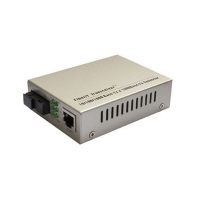Quality TS-1101G IEEE 802.3 100Base FX And 100Base TX Gigabit Fiber Transceiver for sale