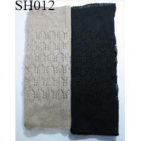 China women's jackquard neck warmer SH012 warm style good quality neck warmer ladies scarves on sale