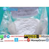 Buy cheap TestosteronePropionateSteroid Powder Testosterone Enanthate Steroid for Fitness product