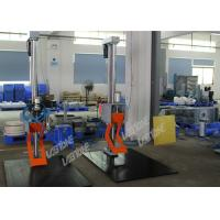 Quality Laboratory Box Drop Tester For Packaging Fall Impact Testing With ISTA And ASTM Standard for sale