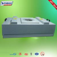 Quality Cleanroom High Efficiency 99.99% HEPA Filter With Fan filter Unit FFU for sale