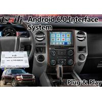 Quality Ford Expedition Android Auto Interface for Sync 3 system YouTube, Waze, Google map for sale