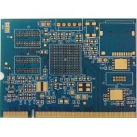 China 8 layers PCB with BGA and golden fingers on sale