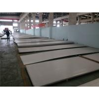 Quality Industrial 316Ti Stainless Steel Plates TISCO Corrosion Resistant for sale