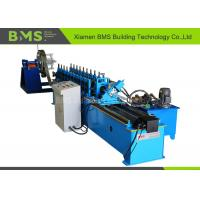 Quality 5.5KW C Purlin Steel Keel Metal Stud Making Machine With PLC For Construction for sale