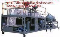 Buy cheap Sell Engine Used Oil, Motor Used Oil Recycling Machine product