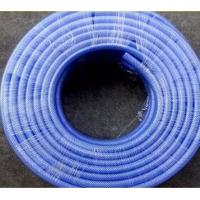 "Quality 3/8"" inner diameter 0.362 inch Pvc gas hose non-toxic 30 psi for gas discharging industrial for sale"
