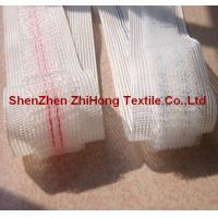 Quality Hot selling Flame retardant Mesh un-napped knitted loop fastener for sale