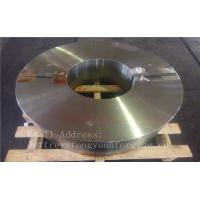 Quality Hot Forged Aloy Steel Forged Wheel Blanks Rough Machined High Tolerance for sale