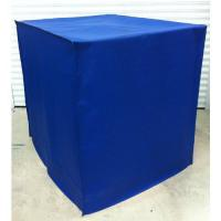 Quality Water Resistant Insulated Pallet Covers IBC Container Covers Heavy Duty IBC Covers 1000 Litres With 2 Flaps for sale