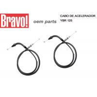 Quality Ybr Factor 125 2014/2016 2 Motorcycle Brake And Clutch Cables ISO9001 Approval for sale