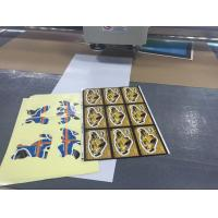 China Sticker Decal Labels Half Cut Without Cutting Release Paper Plotter Machine on sale