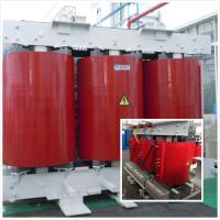 Quality Low Rated 32 KVA Dry Type Transformer Epoxy Vacuum Cast With Skid - Type Underbase for sale
