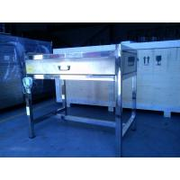 Buy cheap 304 SUS Material Softgel Capsule Inspection Machine / Table For Pharmatech Company product