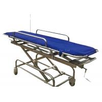 Quality Light Portable Patient Stretcher Trolley High Strength Aluminum Alloy Material for sale