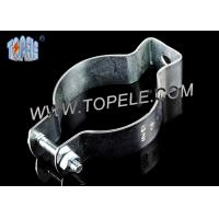 Buy Custom Unistrut Channel Fittings Standard Conduit Hangers Bolt And Nut at wholesale prices