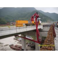 Buy cheap Dongfeng 230HP 18m Bucket Type Bridge Inspection Equipment Bridge Snooper Truck from wholesalers