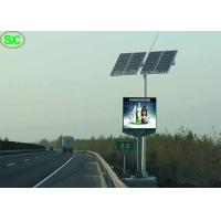 Quality Energy saving Solar Panel  P10 Outdoor Advertising Led Display Screens for sale