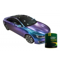 Quality Intermediate 4L 2K Solid Paint For Auto Body Repair for sale
