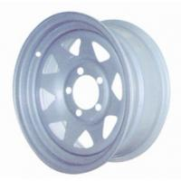 Buy cheap Trailer/PCR Wheels / Forging steel wheels from wholesalers