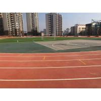 Quality Low Density Running Track Flooring For Excellent Coverage UV Resistant for sale