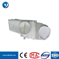 Quality Installed and Commissioned Dust Collector Cement Industries 80 Degrees Capacity Polyester Filter Bag for sale