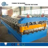 High Efficiency Steel Tile Roof Panel Roofing Sheet Roll Forming Machine