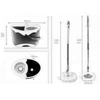 Buy cheap KXY-ZX Deluxe 360 spin mop,Best Selling 360 Spin Mop With Wheels from wholesalers
