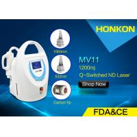 Buy cheap Lightweight Mini Size Q Switched Nd YAG Laser For Skin Rejuvenation product