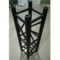 Buy cheap Black  Aluminum Spigot Stage Truss 300*300*1m Size For Indoor Show And Events product