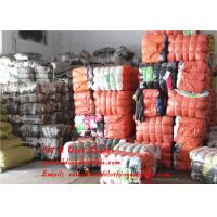Quality Second Hand Clothes Used Mens Cargo Pants Used Clothing Korea Style For Adults for sale
