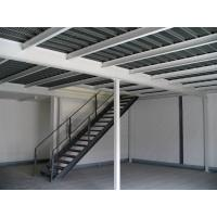 Quality Structural Steel Building With Mezzanine Floor For Office Or Stock System for sale