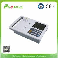 Quality PROMISE ECG machine/ electrocardiograph/ 3/6/12-channel ECG with12 lead ECG synchronous acquisstion Factory Direct for sale