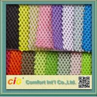 Honeycomb Foam poly mesh fabric for Car Seat Cover and Chairs