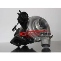 Quality WGT30-2 T3T4 Exducer 49 Mm Performance Turbos For Diesels 300 - 400hp Horsepower for sale