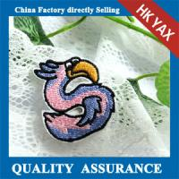 China new arrivel embroidery patches;patches embroidery ;embroidery animal patches on sale