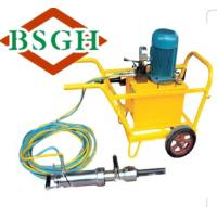Quality Universal hydraulic concrete splitting machine BS-HD90A Automatic splitter for sale