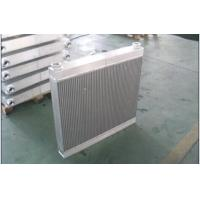 Quality Plate Fin Aluminum vacuum brazed plate heat exchanger For Engine Machine for sale